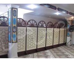 پارتیشن  مسجدی پارتیشن متحرک پارتیشن ام دی اف تولید کننده پارتیشن
