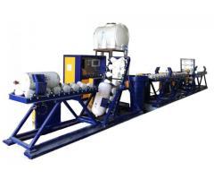 دستگاه تست هیدرواستاتیک مخازن CNG