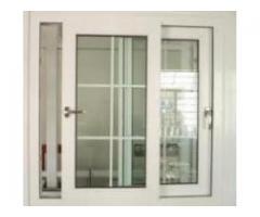 نمای ساختمان اهواز پنجره دوجداره آلومینیوم ترمال بریک