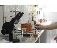 تجهیزات آزمایشگاه تولیدی چیپس-لقمان پژوهش بهینه