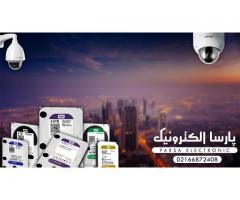 پخش دوربین های مداربسته و تجهیزات جانبی در سراسر کشور