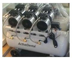 پخش و فروش انواع کمپرسور دندانپزشکی