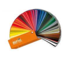 شرکت بپکو تولید کننده رنگ های ساختمانی