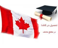 تحصیل در کانادا | مهاجرت به کانادا از طریق تحصیل