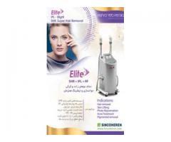 دستگاه آی پی ال ایلایت Elight SHR , IPL+RF