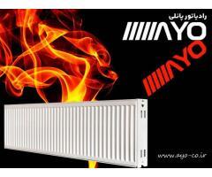 رادیاتورپانلی ایو   سیستم سرمایشی گرمایشی