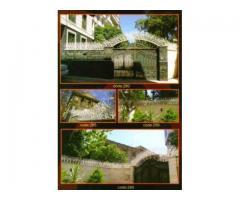 حصار های بوته ای یا شاخ گوزنی