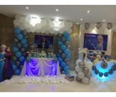 برگزاری مراسم جشن تولد ترمه