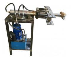 لوله خم کن هیدرولیک و برقی گروه صنعتی شهاب
