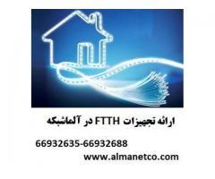 مزایای استفاده از FTTH – آلما شبکه پرداز