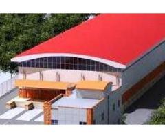 اجرای پوشش سقف شیبدار و شیروانی-پوشش سقف سوله-خرپا-شیروانی-آردواز-تعمیرات سقف(09121431941)
