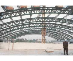 ساخت سوله و سازه های فلزی