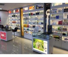 تخفیف 50 درصدی فروشگاه ارایشی بهداشتی سریرا