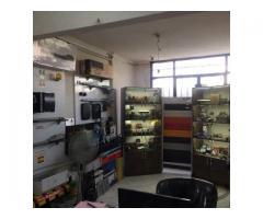 ایستگاه تخصصی درب برقی