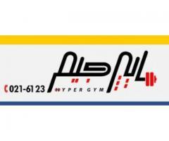 فروشگاه تجهیزات ورزشی هایپرجیم
