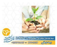بیمه پارسیان طهماسبی