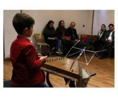 تدریس خصوصی سنتور شمال تهران