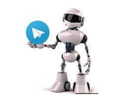 طراحی ربات تلگرام/ برنامه نویسی ربات تلگرام