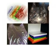 تولید نایلکس و نایلون رنگی
